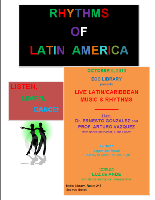 Rhythms of Latin America