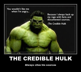 Hulk citing