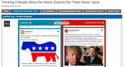 Fake news pic