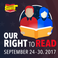 Banned books 2017
