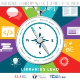 National Library Week color