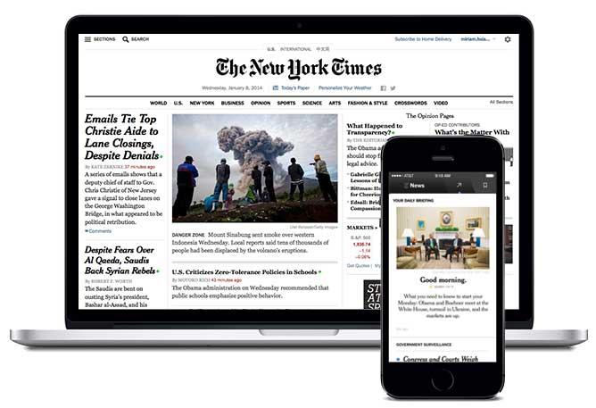NYT Digital