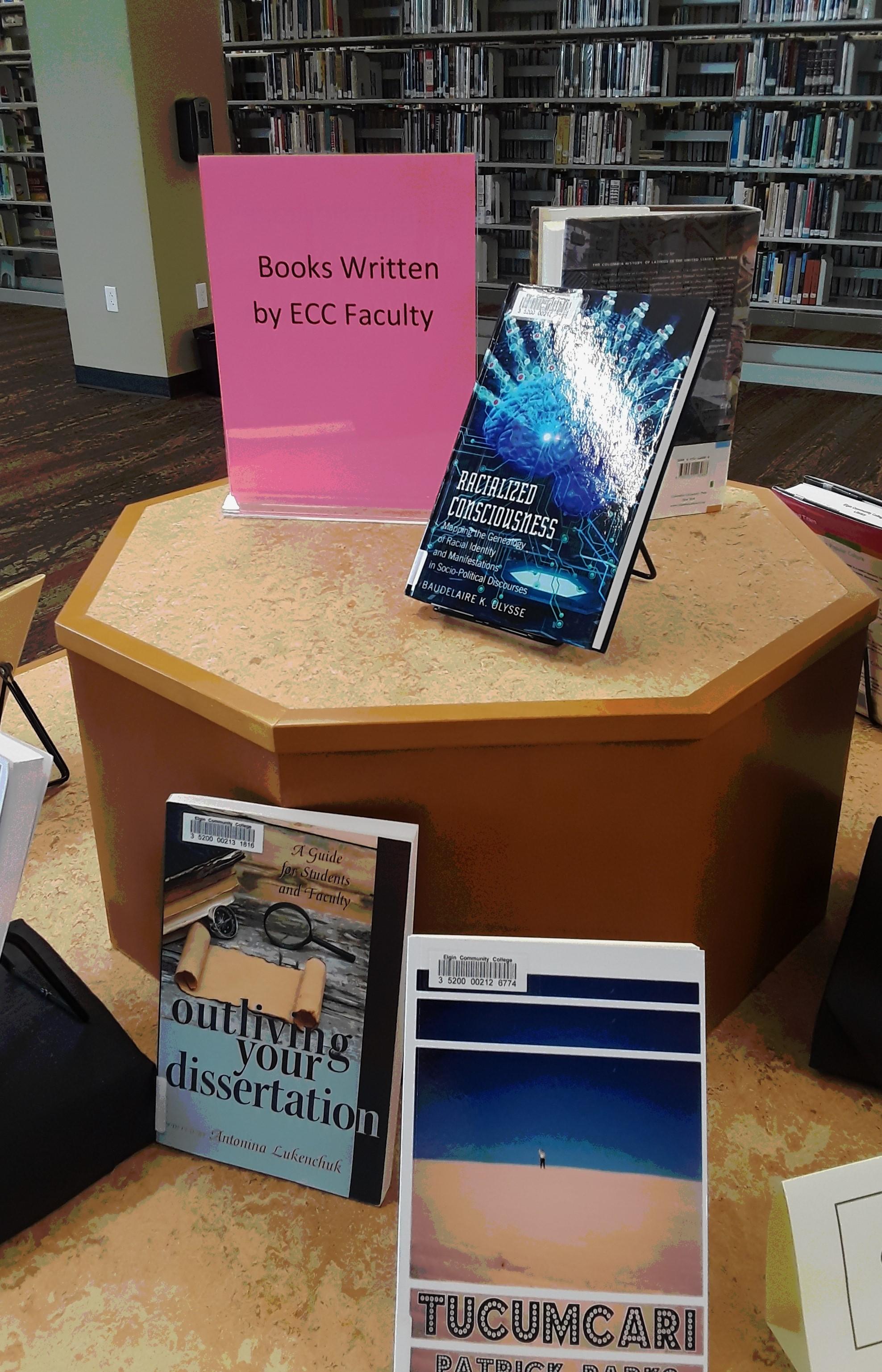 FAC Book display